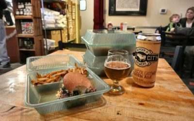 GTG Restaurant Profile: Bull City Burger and Brewery
